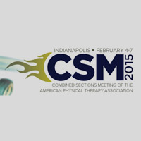 American Physical Therapy Association Combined Sections Meeting \u2013 February 7, 2015 \u2013 Journal of ...